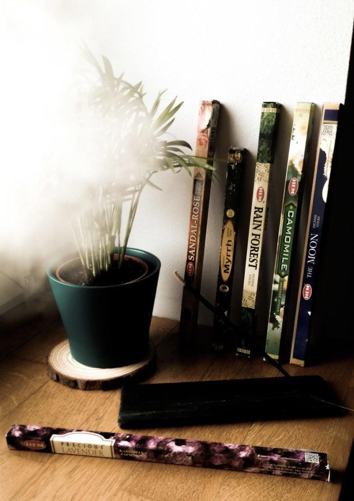 Biała szałwia i oczyszczanie domu od podstaw 2