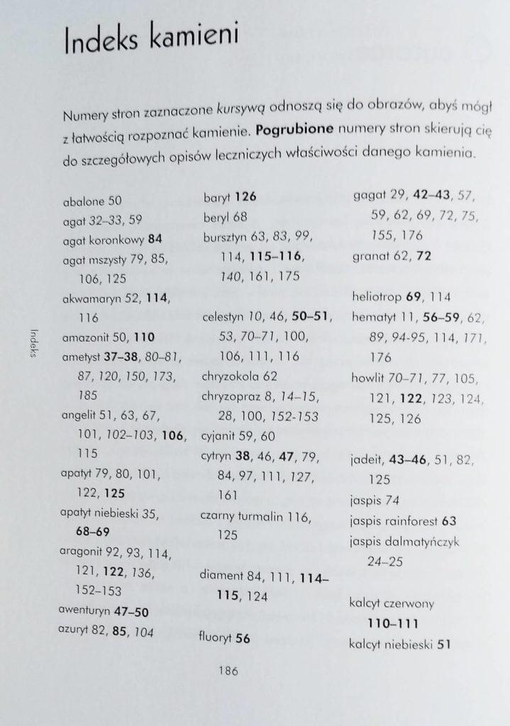 Potęga kamieni - recenzja ezo książki 2