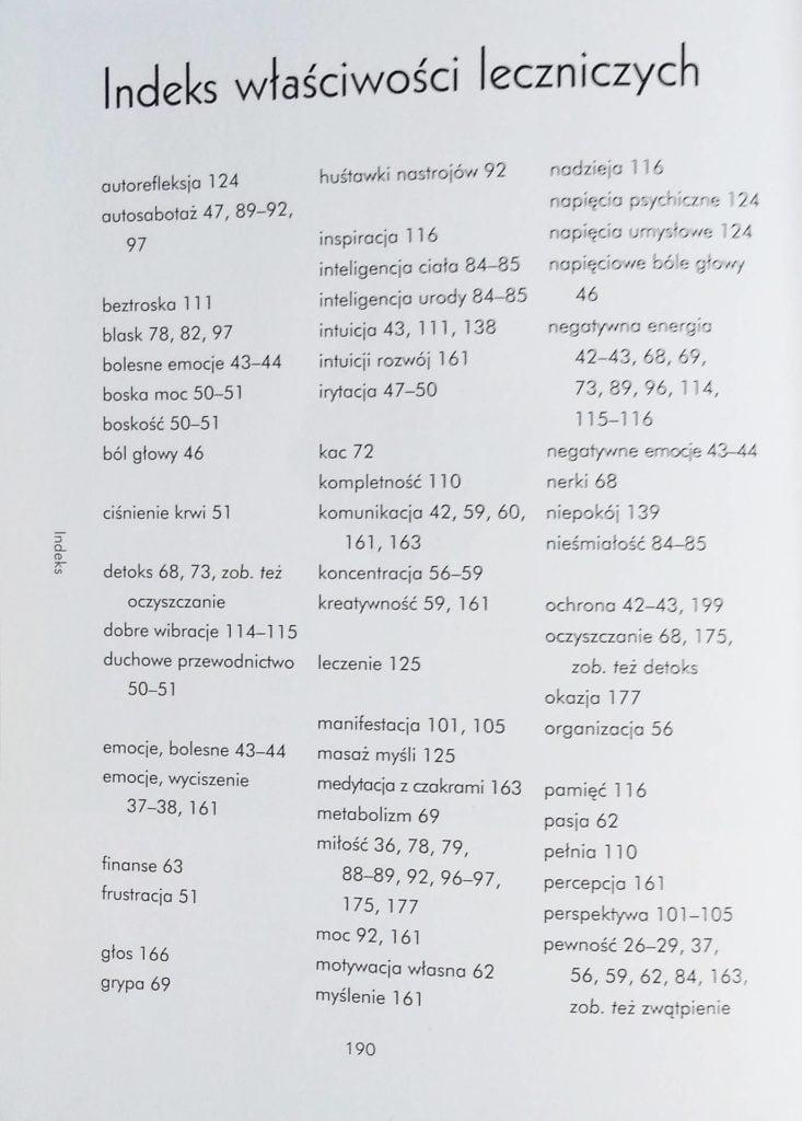 Potęga kamieni - recenzja ezo książki 3