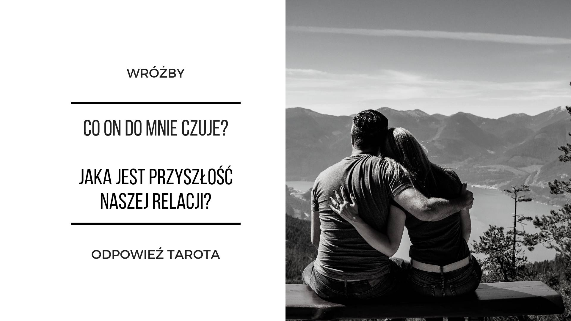 Tarot – co on do mnie czuje? 2