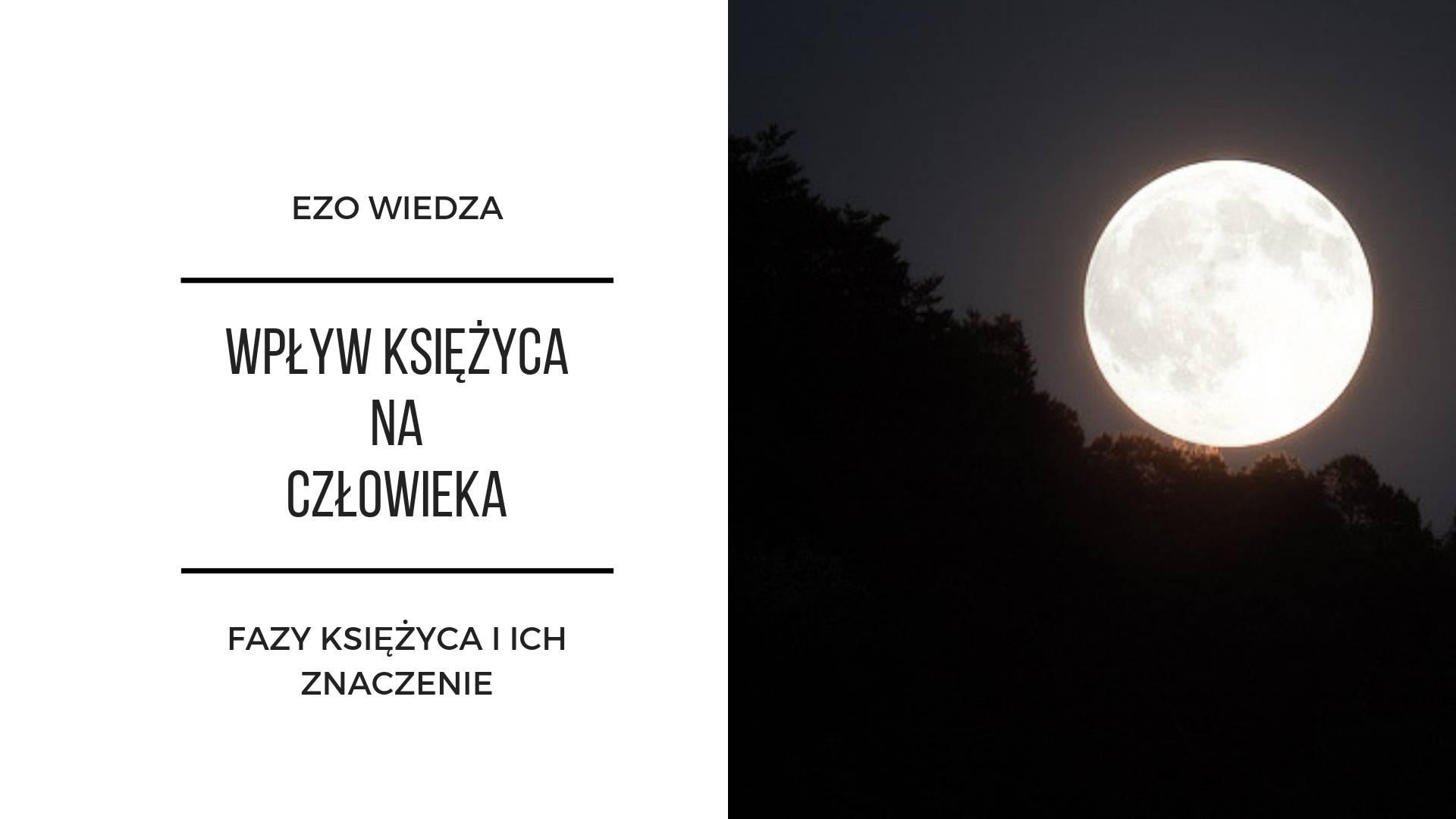Wpływ Księżyca Na Człowieka 3