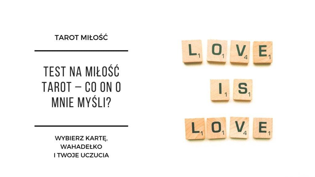 Test na miłość Tarot – co on o mnie myśli? 5