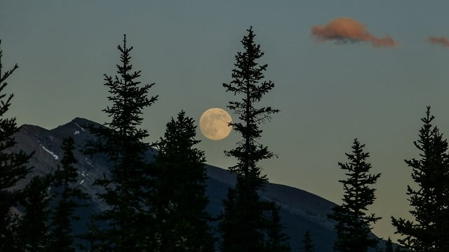 Pełnia Księżyca – jak wpływa na człowieka? 1
