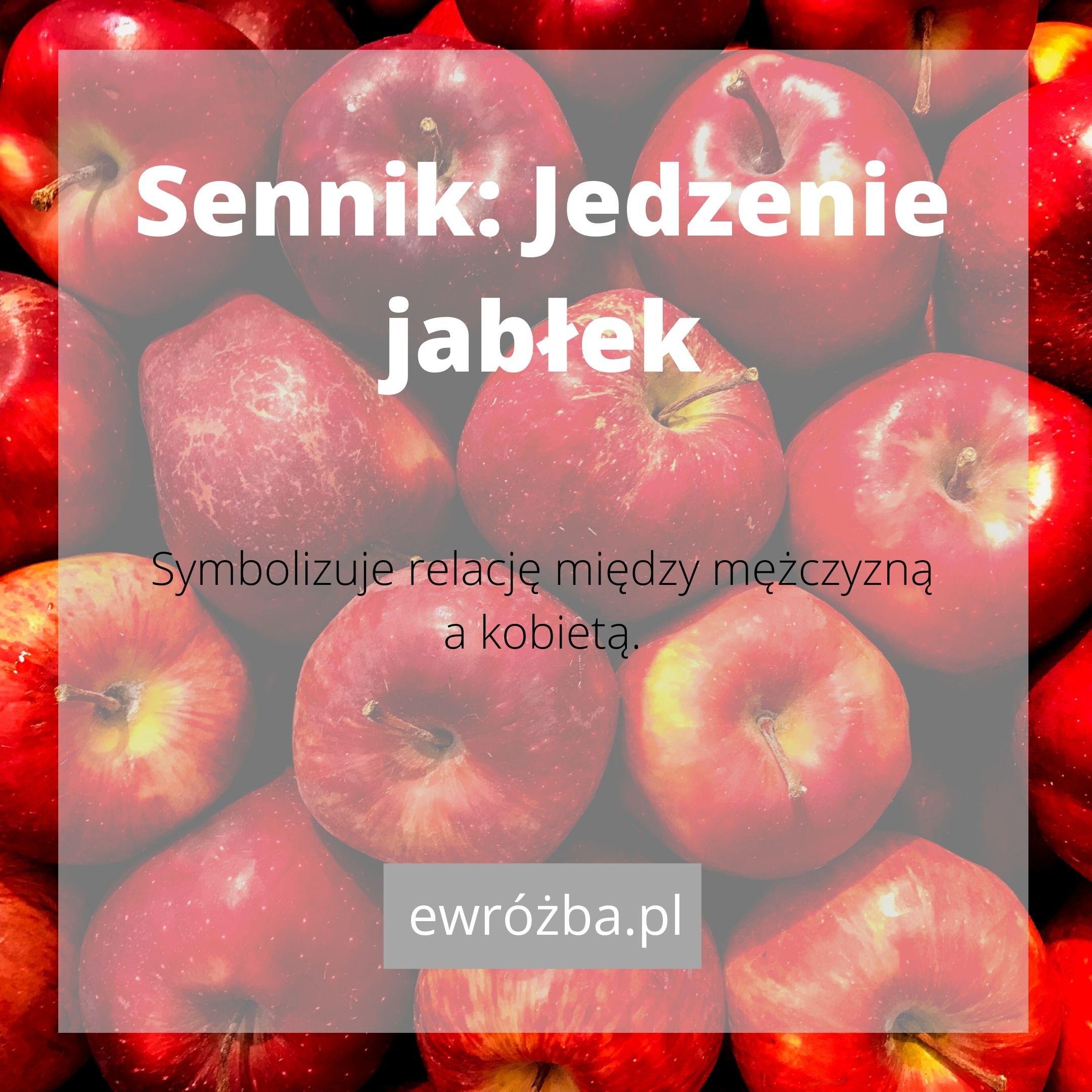 Jabłko w snach 1