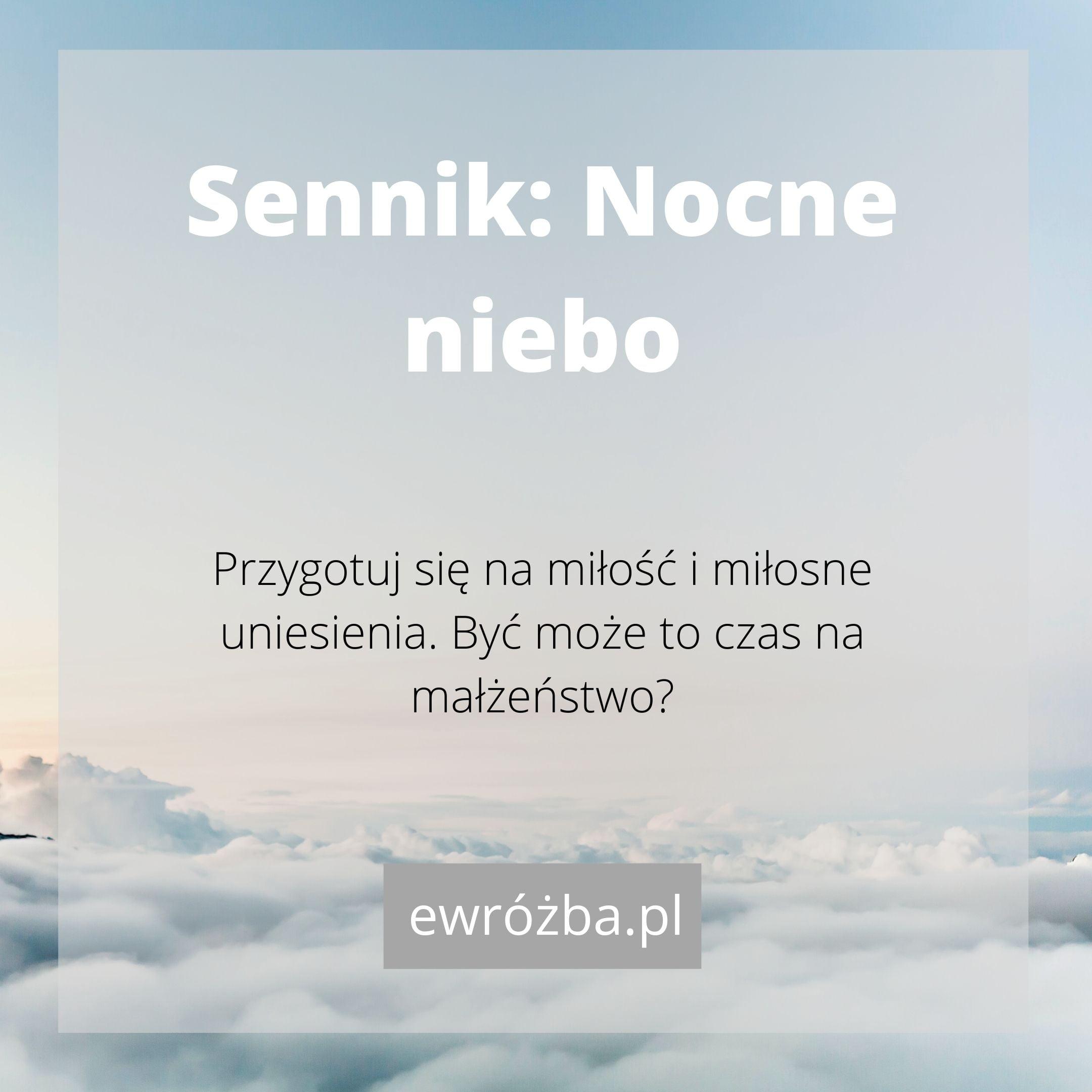 Niebo we śnie 1