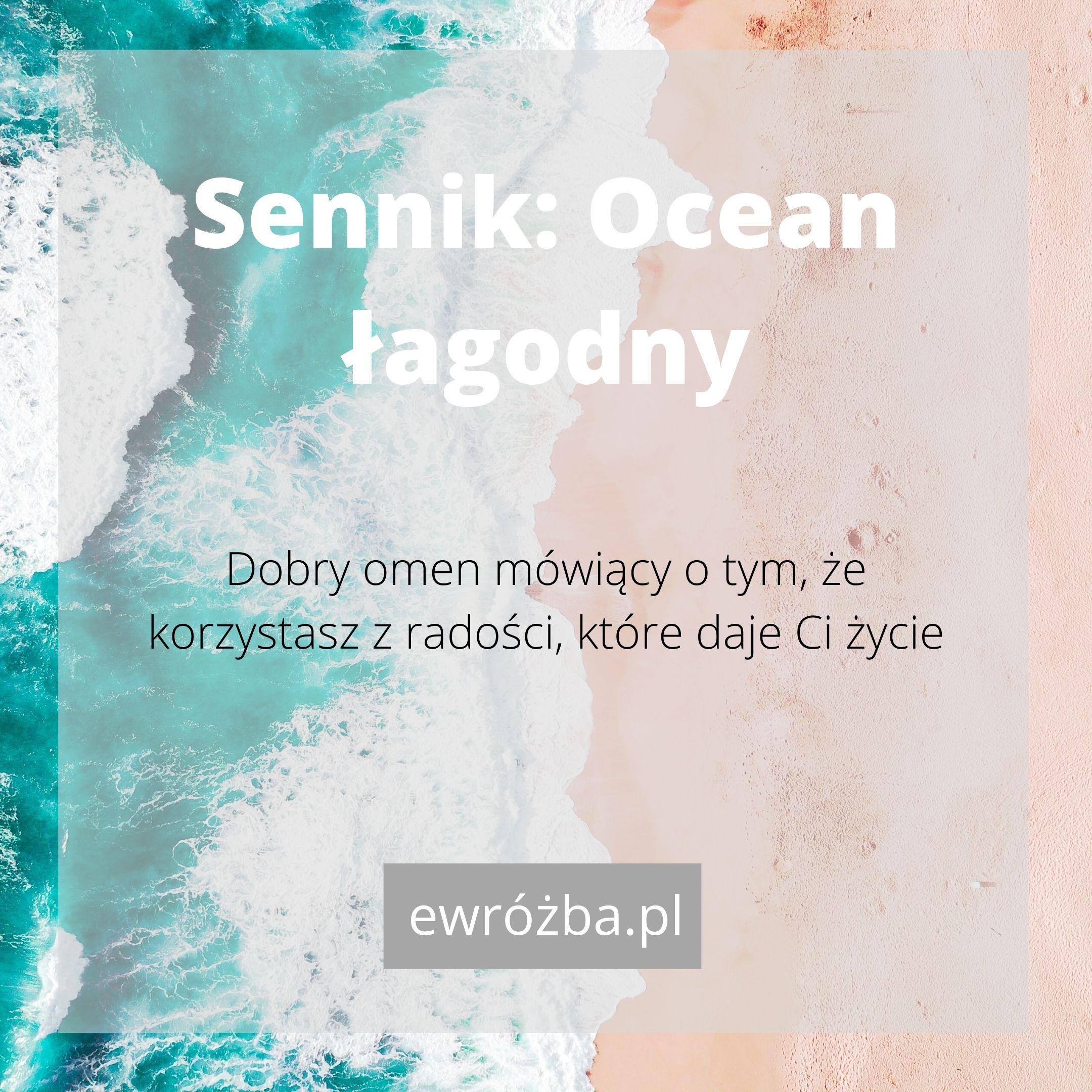 Ocean w snach 1